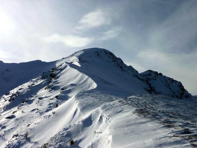 Kareck NE-Ridge