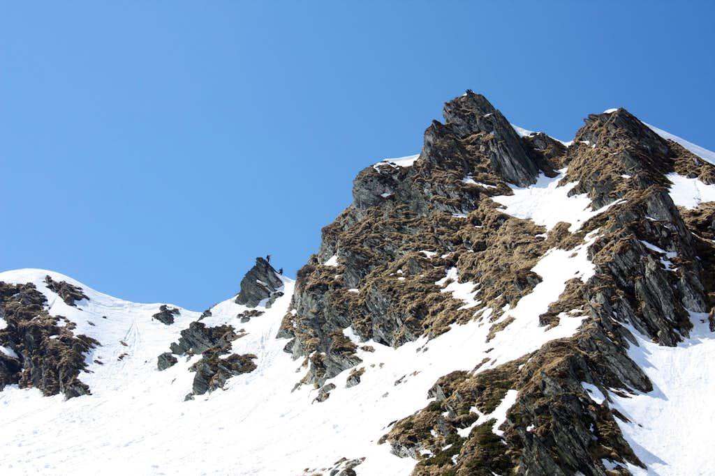 Balii ridge