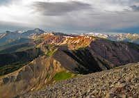 Elk Range Sunrise