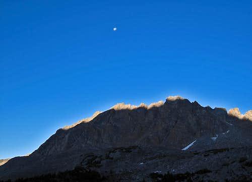 Moonset & Sunrise