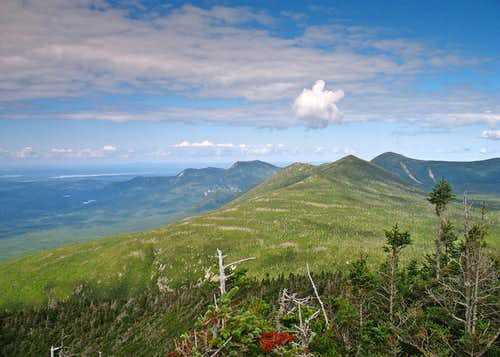 Western Peaks of BSP