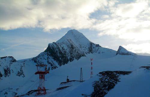 A day in January on Kitzsteinhorn