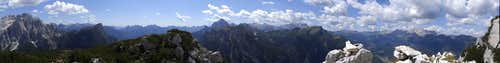 from Mt. Pelsa