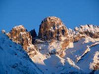 Sunset on Portetta
