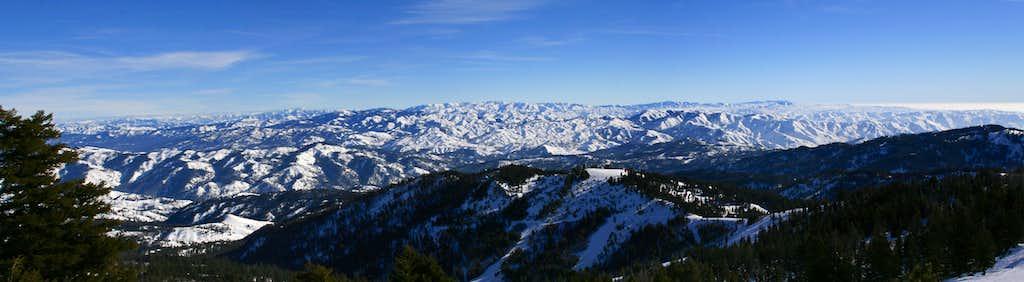 Boise Mountains