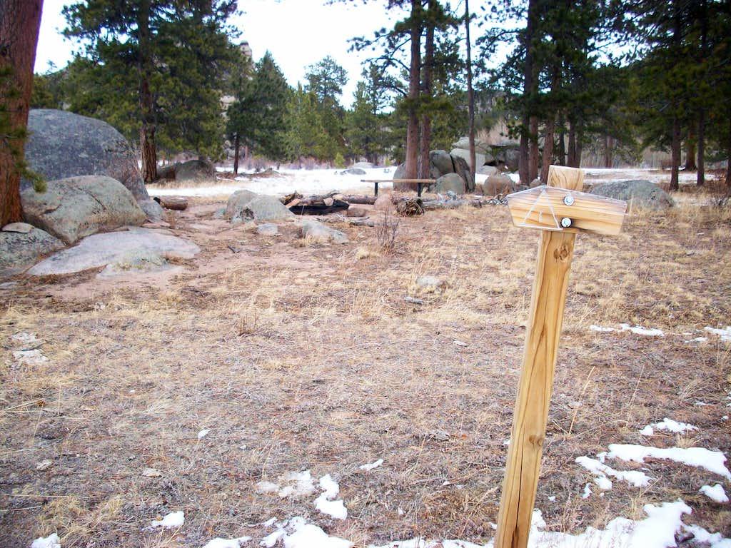 Campsite #1-Mount Margaret
