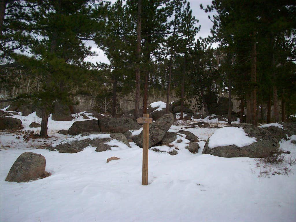 Campsite #3-Mount Margaret