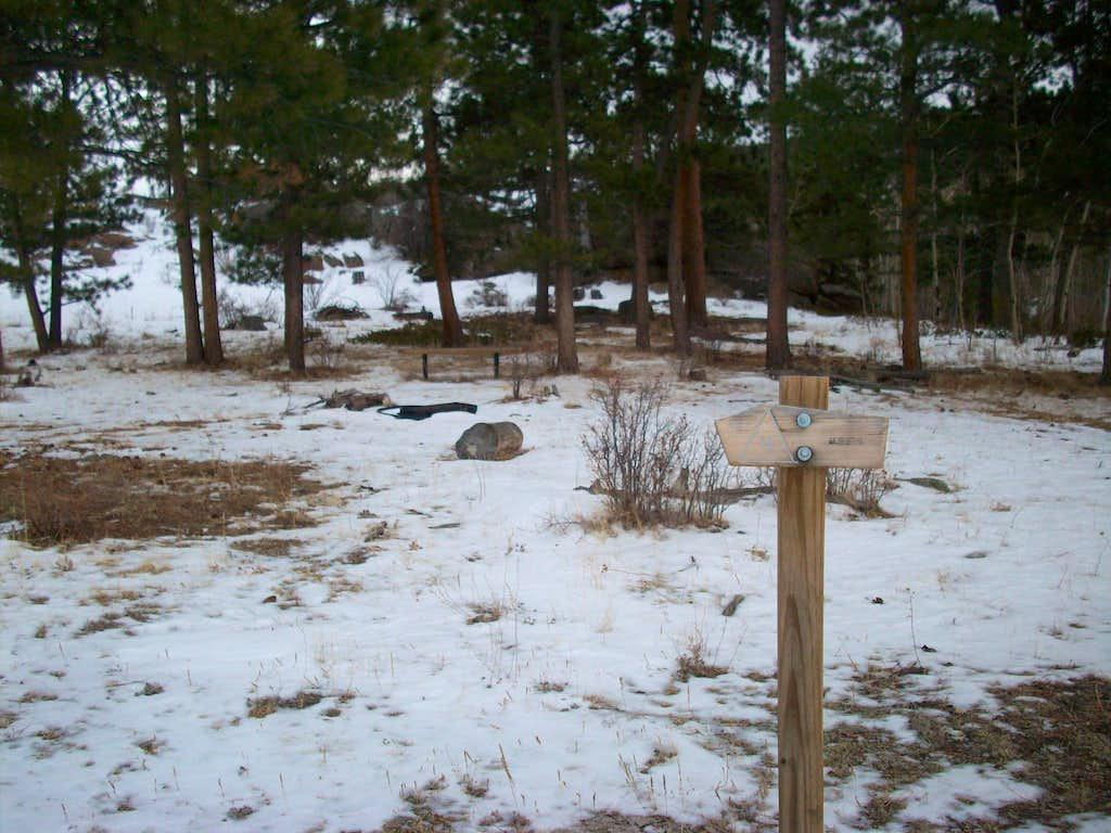 Campsite #4-Mount Margaret