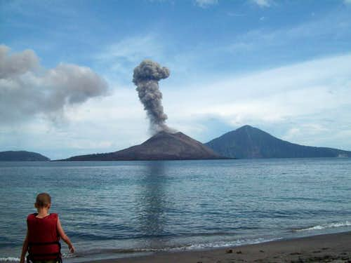 Mountains, Jungles, Orangutans, Wild Caves, Raging Rivers, and Erupting Volcanoes