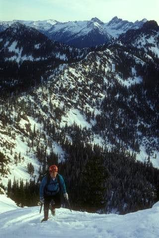 Bryant Peak, NE Face