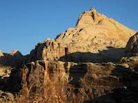 Dawn in Capitol Reef