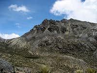 View of Piedras Blancas