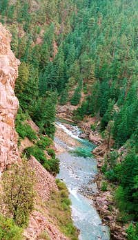 Animas River, CO