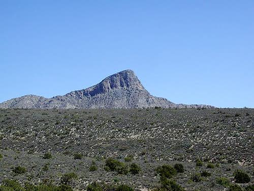 Turtlehead Peak as seen from...