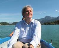 User Profile Image - me on Lake Wolfgangsee in August 2009
