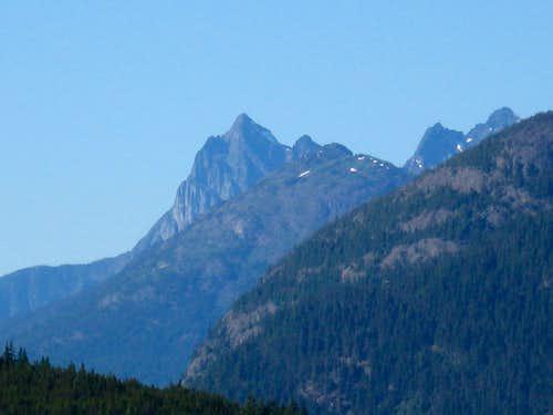 Hozomeen & Desolation (North Cascades NP)