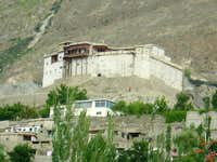 Baltit Fort (Hunza) Pakistan