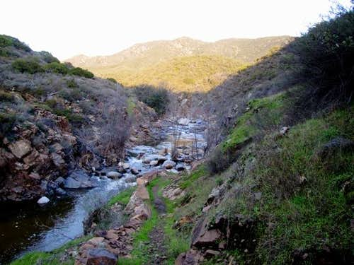 San Mateo Canyon