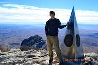 Brian on summit