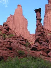 Fisher Towers/Onion Creek Towers