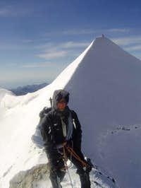 North ridge, August 2004