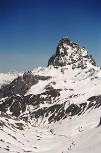 The Midi d'Ossau from...