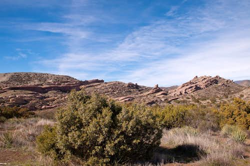 Vasquez Rocks County Park