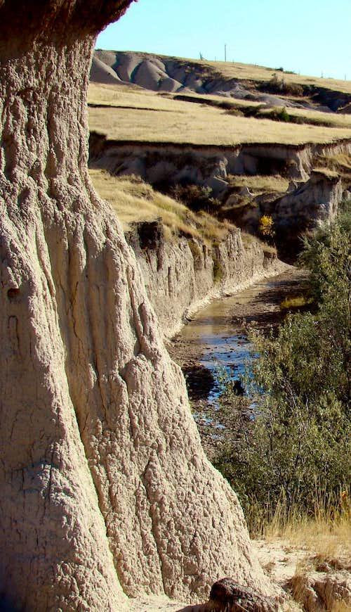 Dirty Creek Canyon