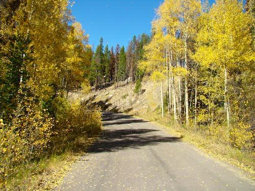 Barber Lake Road