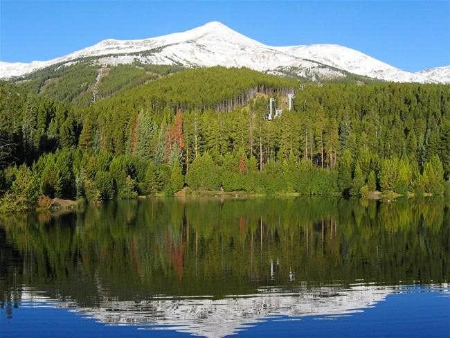 September 6, 2004 Peak 8...