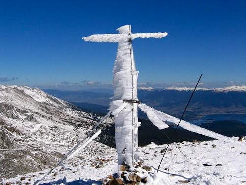 September 6, 2004 The summit...