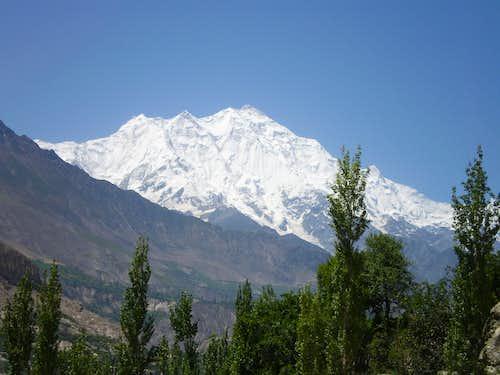 Rakaposhi Peak, Pakistan