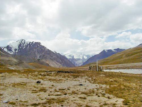 KhunJerab Pass (4733m)