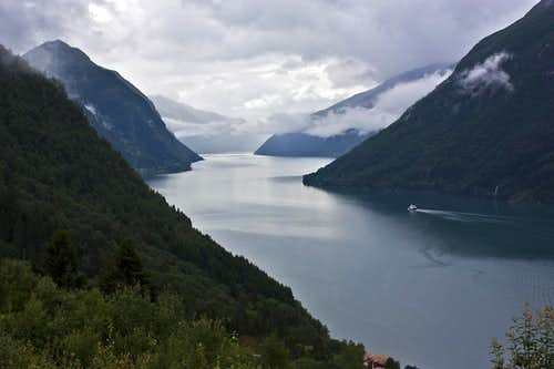 In the land of fjords