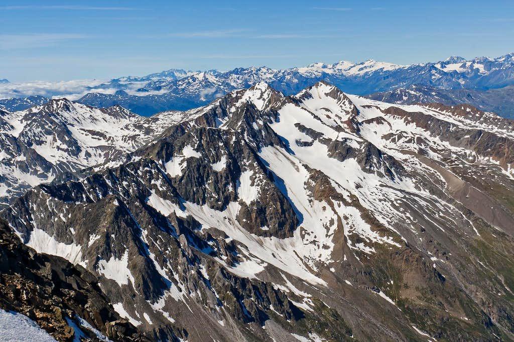 Hohe Wilde summit