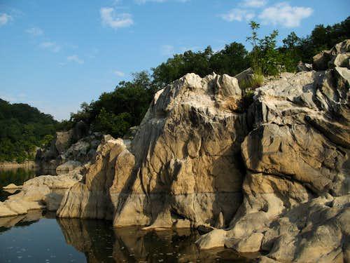 Riverside Crag