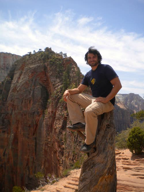 Before Angel\'s Landing