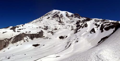 Mount Rainier from Panorama Point