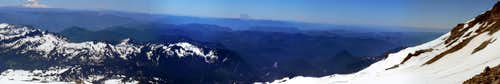 Camp Muir Panorama