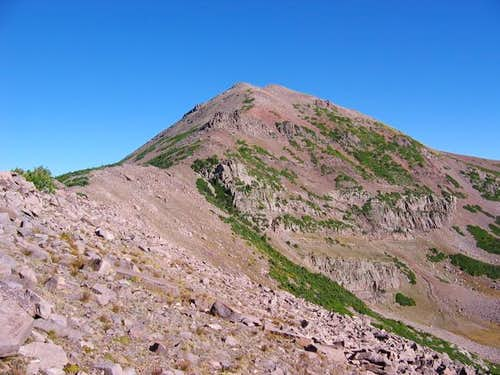 South Ridge via Hayden Fork