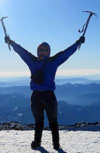 Victory is Ours! A Triumph and Struggle on Mount Rainier