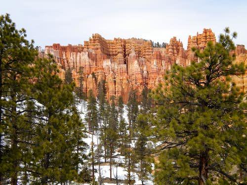 Bryce NP Peek-a-boo trail