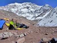 A Successful Failure: First Attempt of the South Face Aconcagua 2011