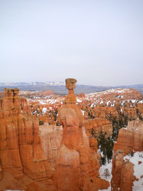 Bryce NP Thor\'s Hammer