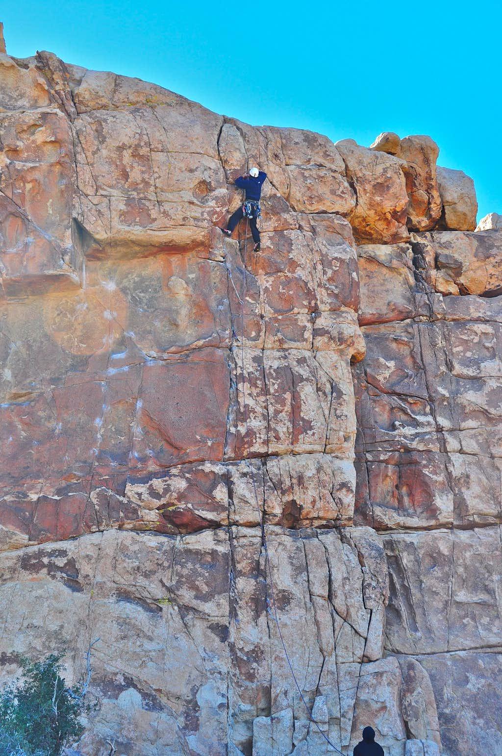Climber on No Calculators Allowed