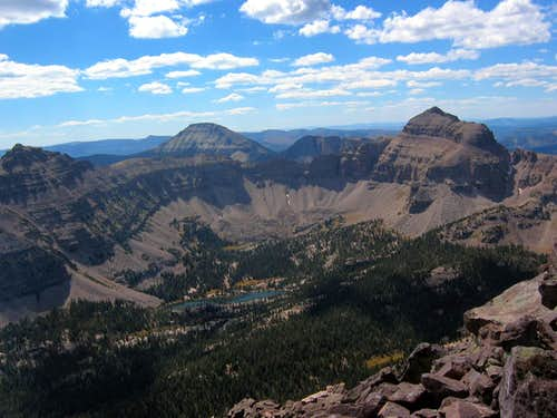 A-1 Peak Summit View