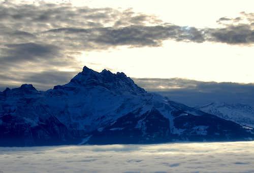 Dents du Midi (10685 ft / 3257 m)