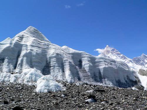 Masherbrum Base Camp (4500m), Karakoram, Pakistan