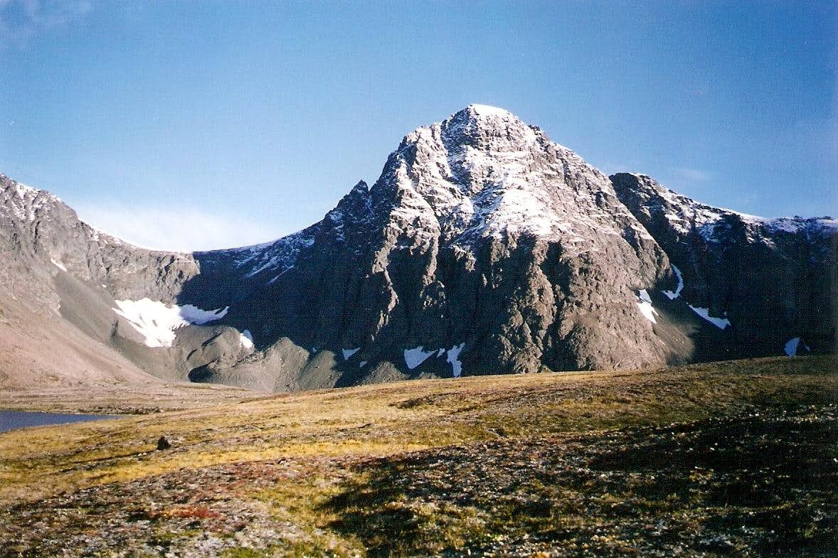 South Suicide Peak
