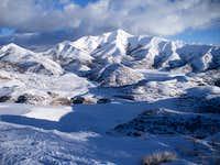 Lewiston Peak
